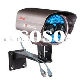 Dual 1/3 CCD 520/600 TVL Waterproof ir camera