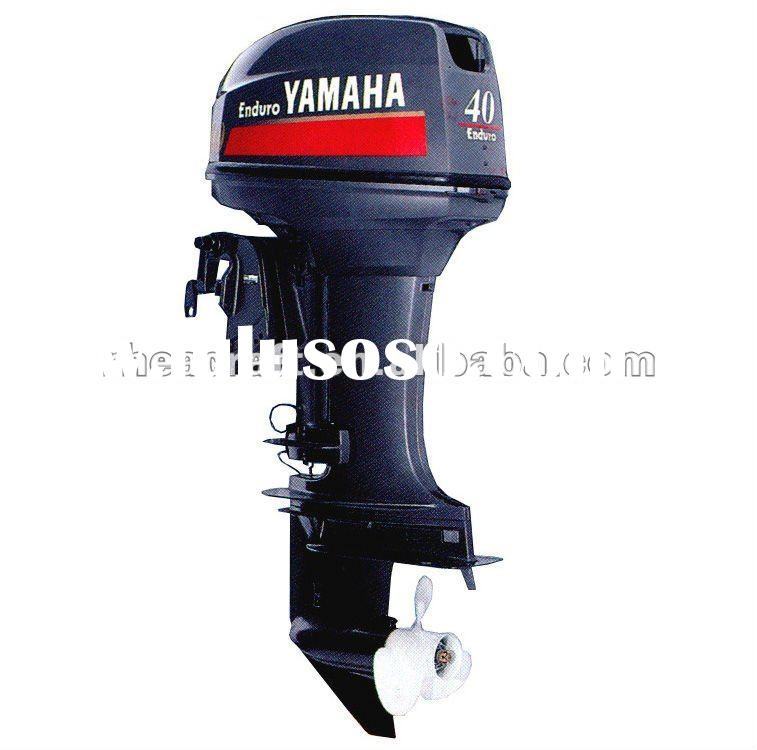 E40XWTL 2 stroke New Enduro YAMAHA outboard boat engines for sale
