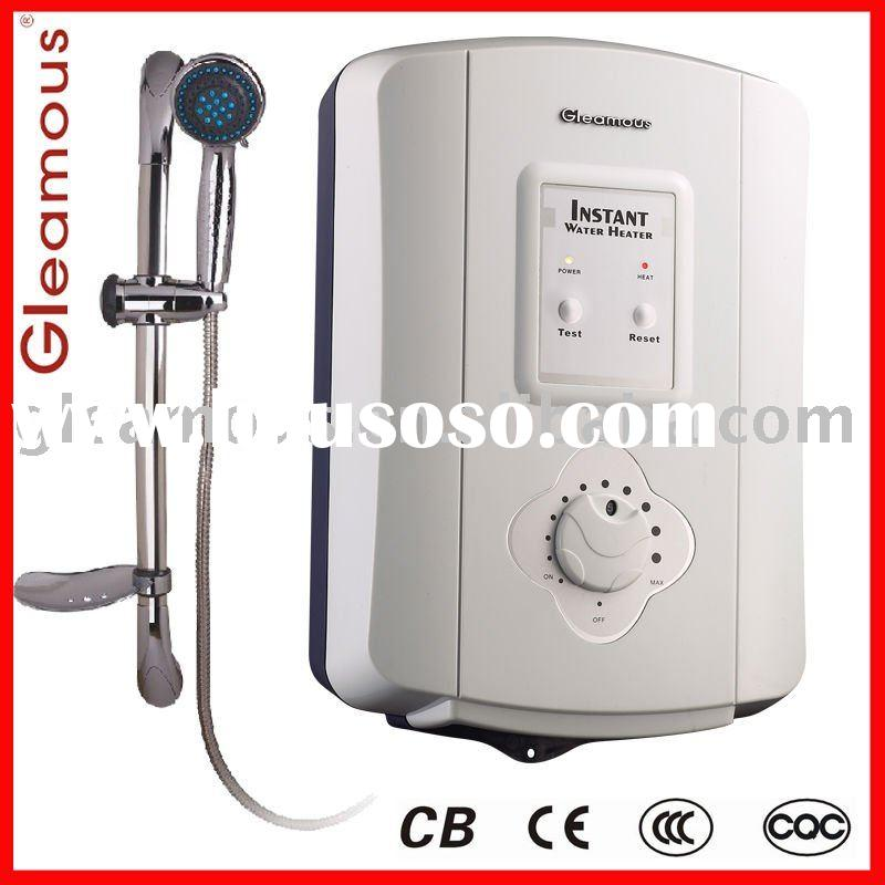 Economy Type Bathroom Instant Electric Shower Water Heater