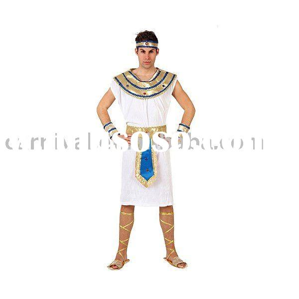 Egyptian Costumes/party costumes/man's costumes/party fancy dress/performance costumes/carni