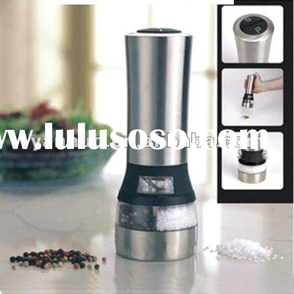 Electric pepper grinder,salt mill