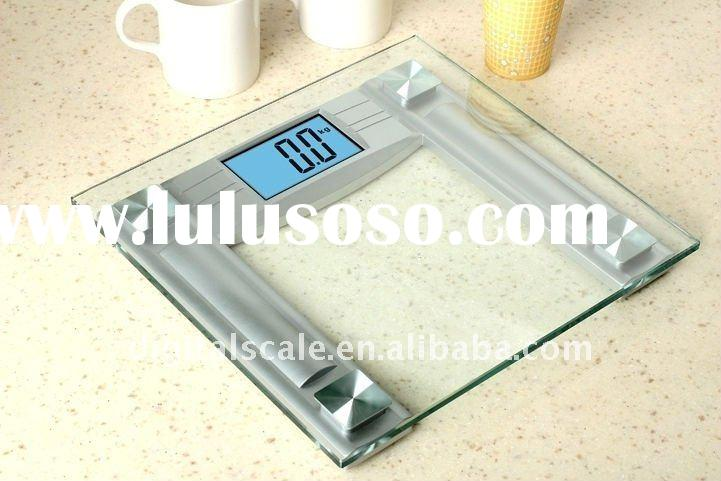 Electronic Bathroom Scale in Health & Personal Care