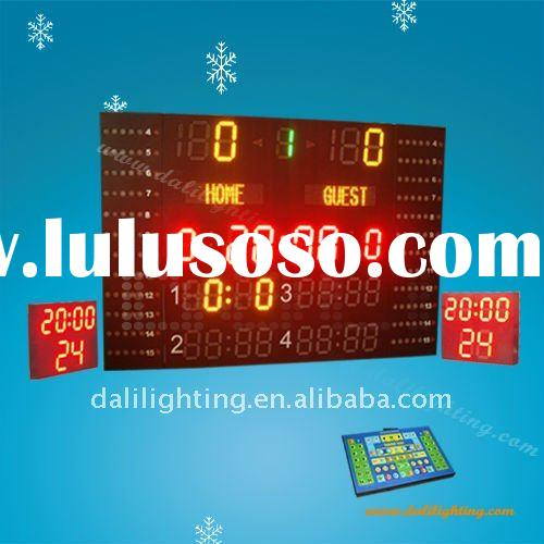 Euro-sport High School basketball Scoreboard,scoreboard for American high school