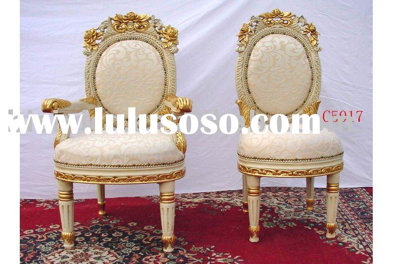 European& French wooden arm chair, living room chairs, dining chairs,hand carving,antique design