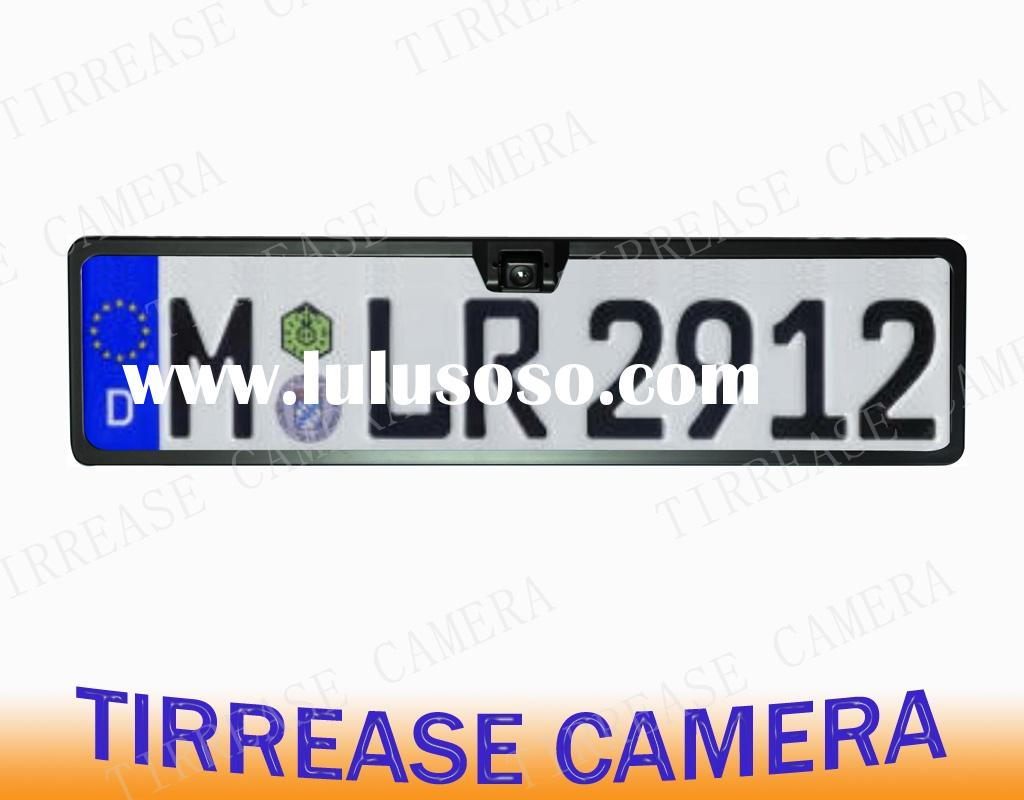 European License Plate Frame Car Camera GT-S666