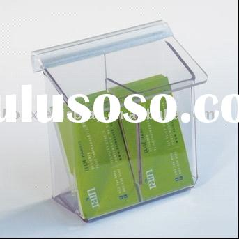 Exterior Wall Mount Business Card Holder