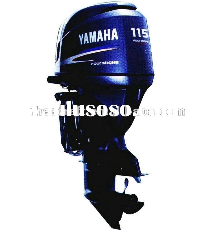 F115AET 4 stroke New YAMAHA outboard engine for sale