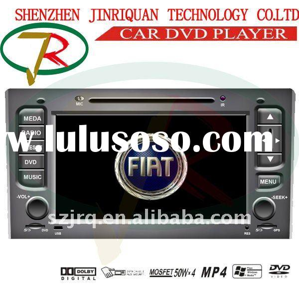 FIAT SPECIAL ALL IN ONE CAR DVD PLAYER WITH GPS DIGITAL TV +GPS+BLUETOOTH+USB