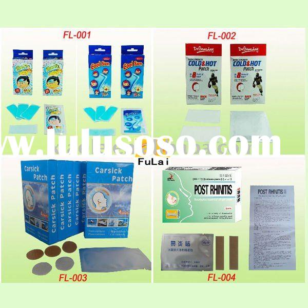 FL-ALL Medical disposables Products of Gel Patches give first care to your health