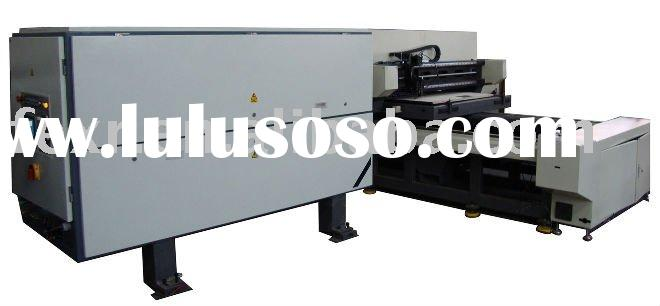 FXC-718D Die Board Laser Cutting Machine