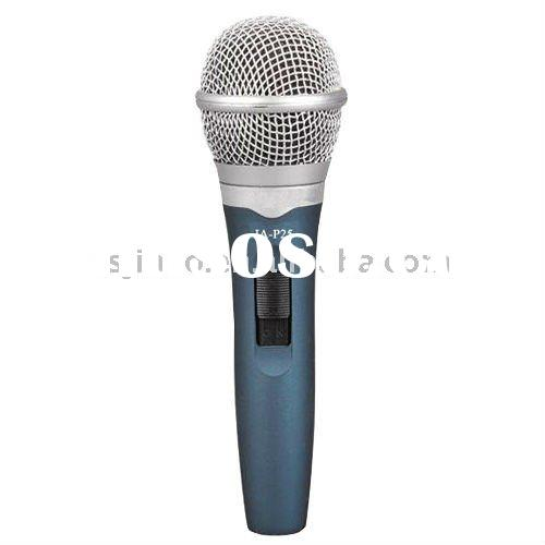 Fashion Karaoke Dynamic Handheld Microphone JA-P25