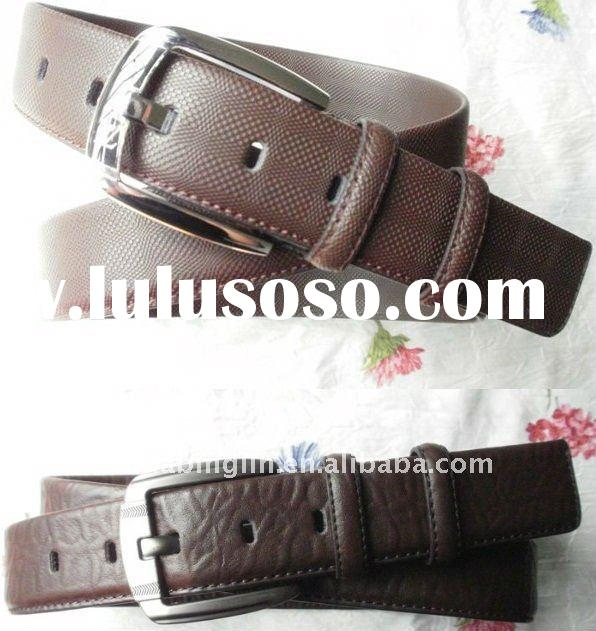 Fashion Leather Belt, Genuine Leather Belt, Leather Belts For Man, Hand Tooled Leather Belt, Pu Belt