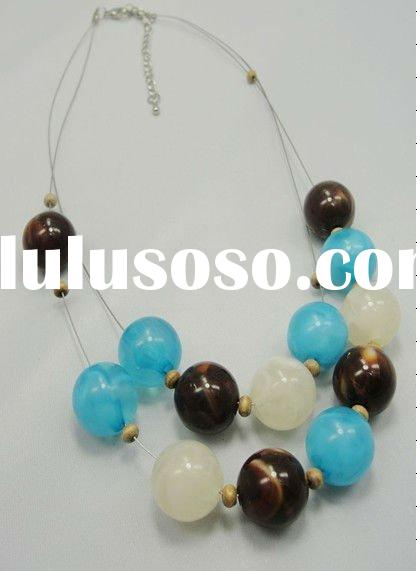 Fashion natural pearl jewelry New design necklace