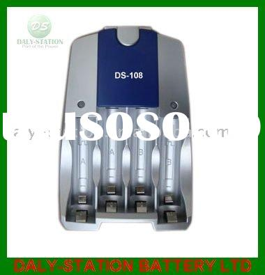 Fast battery charger for AA/AAA battery
