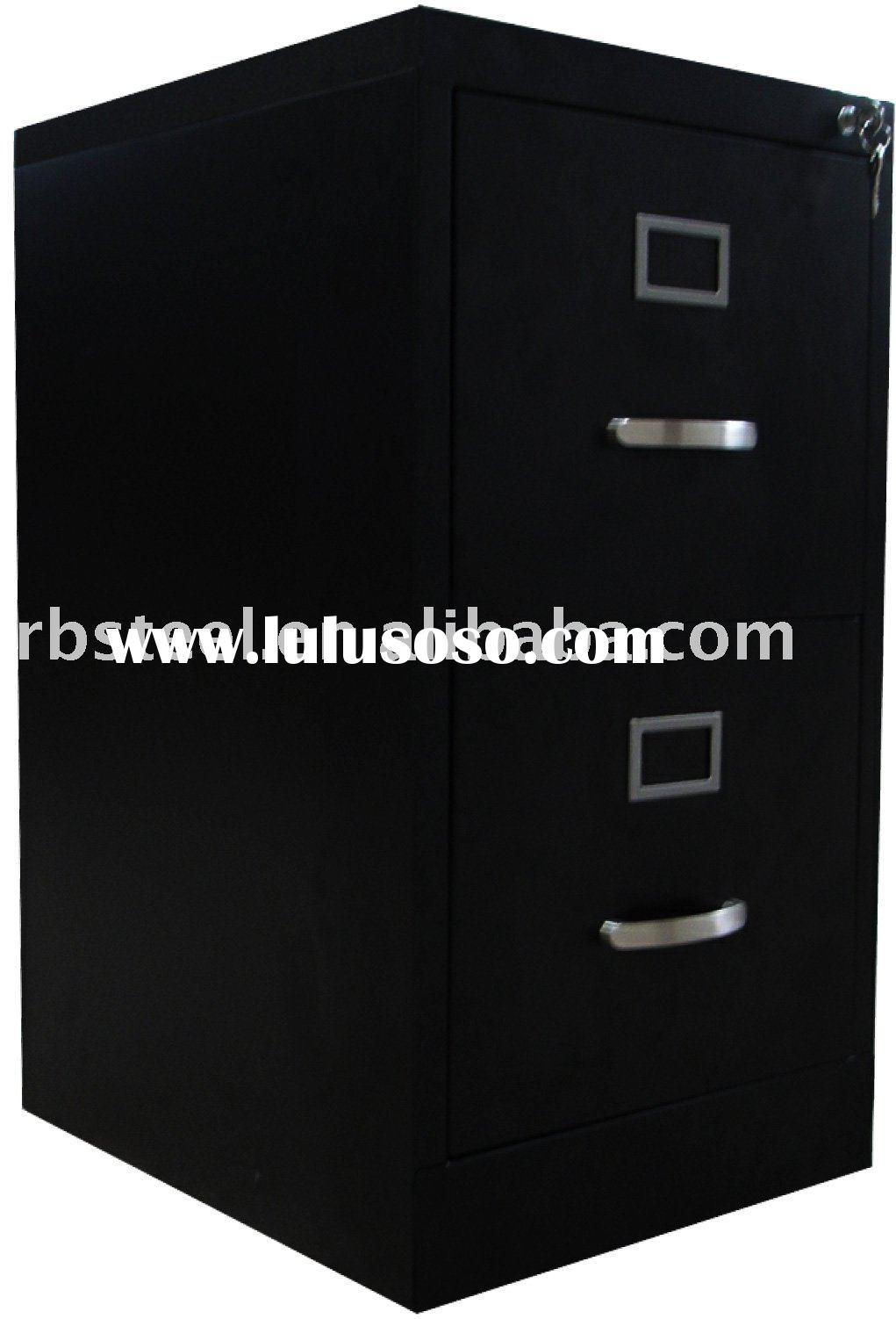Filing Cabinet With 2 Drawers