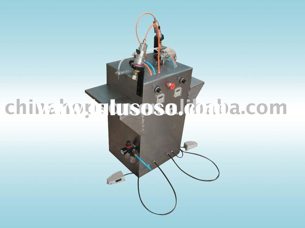 Filling and capping machine (Dual head liquid)