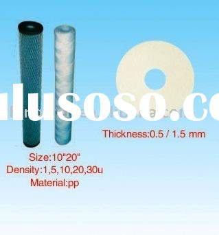 Filter fabric/ Filter paper (Electroplating Equipment)