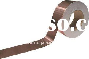 Flat cable copper strip