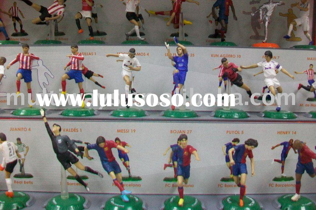 Football player mini plastic figure (MW-PT073)