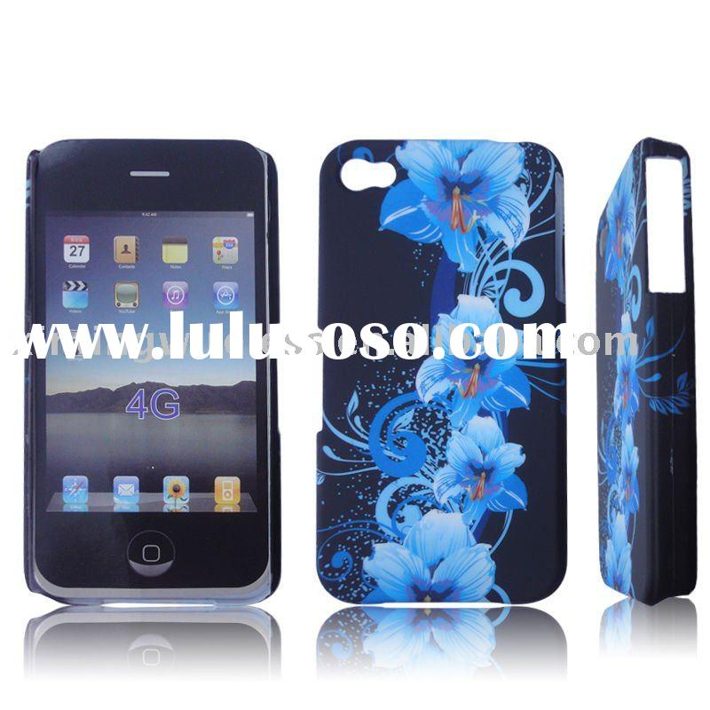 For Apple iPhone 4 16GB 32GB Accessory Hard Design Case