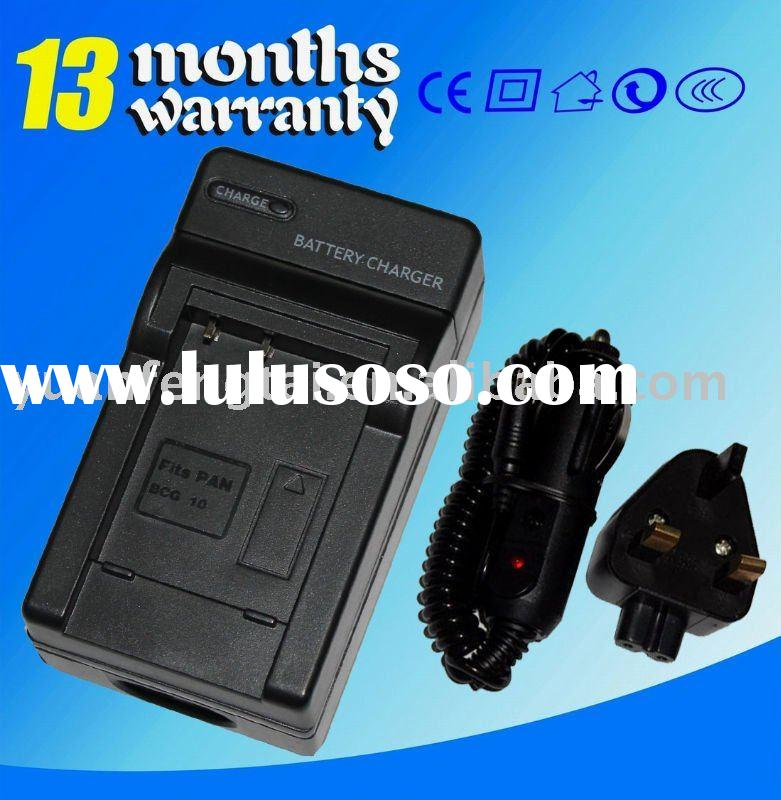 For PANASONIC Lumix DMC-ZX3 DMC-ZX3N DMC-ZX3T DMC-ZX3S DMC-ZX3R Digital Camera Camcorder Battery Cha