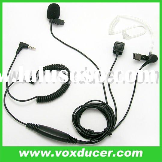 For Yaesu Vertex walkie talkie VX-10 V-110 high quality acoustic tube earphone