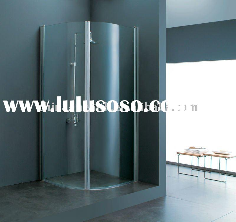 Frameless Pivot Shower Door--EBN599