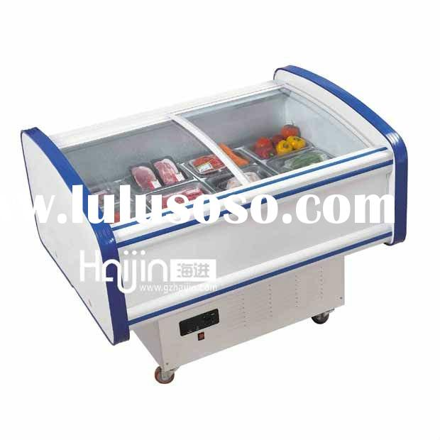 Fresh side dish chest freezer (Horizontal)