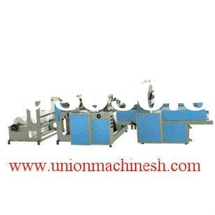 Full Automatic Plastic Hand Bag Machine For Sale