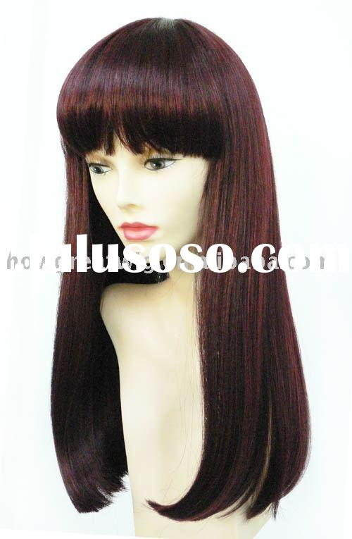 Full Lace Wig( Indian Remy Human Hair)