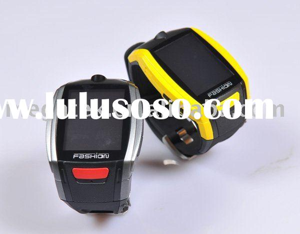GMS Watch mobile phone with Bluetooth