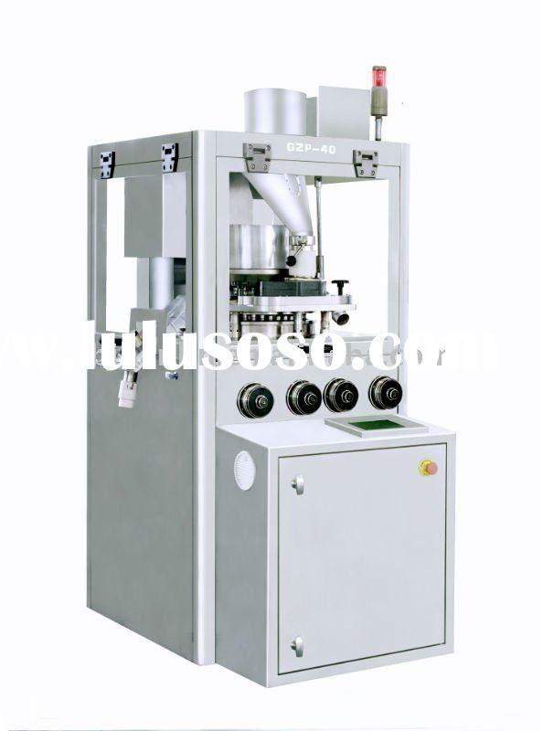 GZP-26/32/40 automatic high-speed Tablet press machine