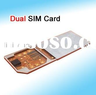 General Dual SIM Card, Dual Card, Twin SIM Card ( DW-D-004 )