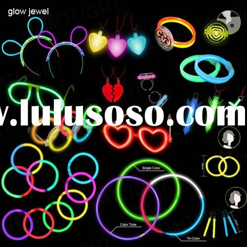 Glow in the dark supplies