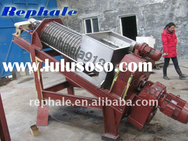 Grape Destemmer with crusher and pump--- the ideal machine for the middle and small grape wine facto