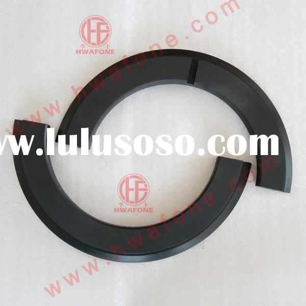 Graphite Segmentation Seal Ring Antimony Impregnated Carbon Graphite Segmentation Seal Ring (Custome