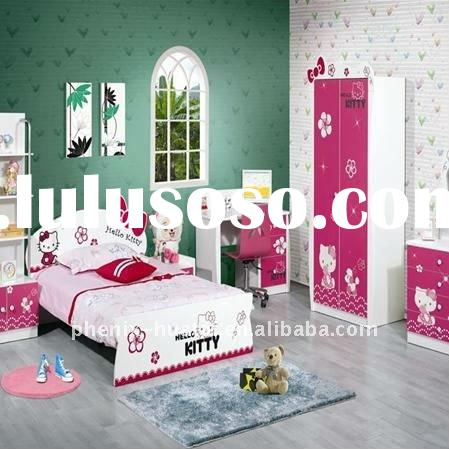 HELLO KITTY children bedroom set