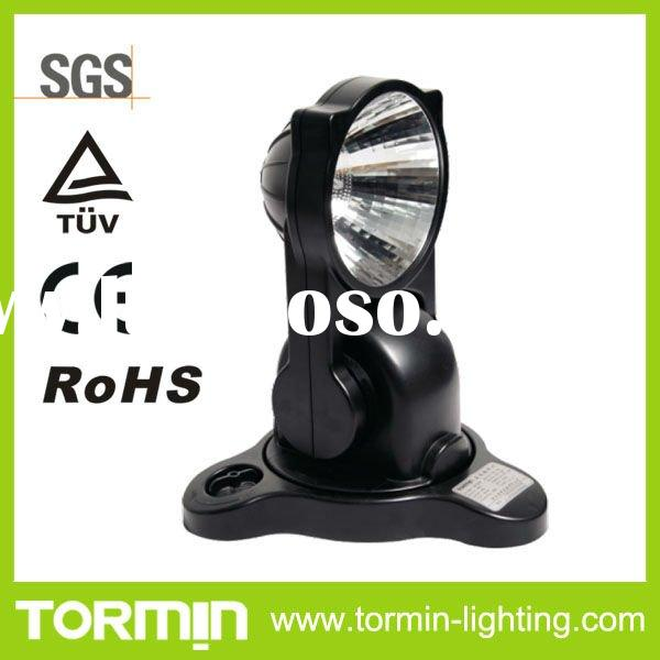 HID Remote Control Spotlight/police car magnetic searchlight