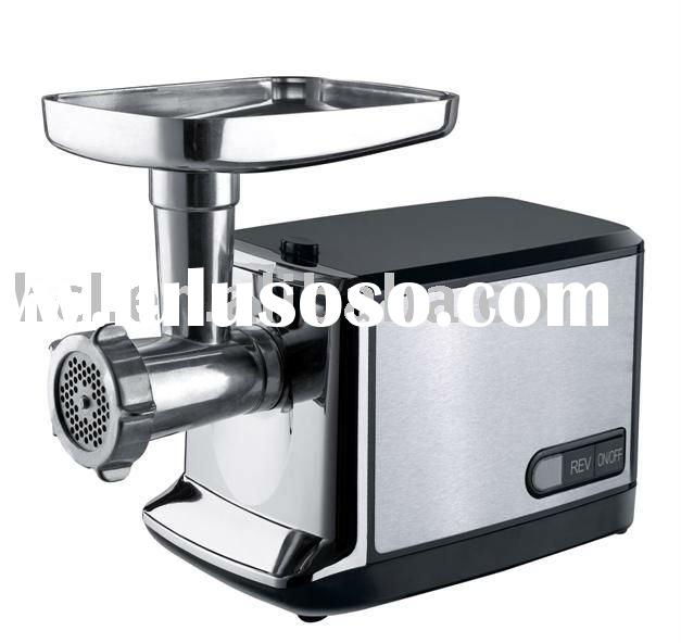HMG035D 350W ABS housing low noise Electric Meat Grinder meat slicer mincer