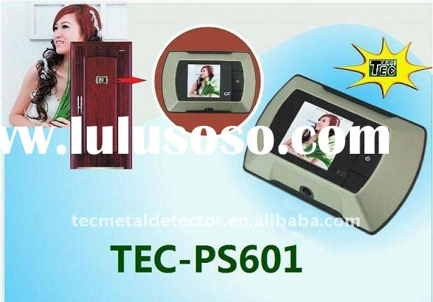 HOT !!!! Door Viewer Camera ,Front Door Peephole Viewer TEC-PS601A