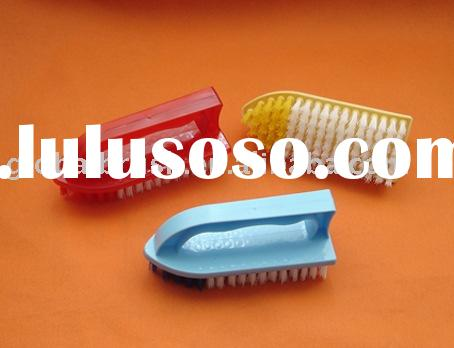 HQ8138 plastic home clothes washing brush/scrub brush/shoe brush