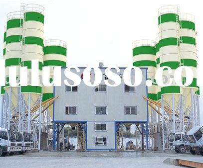 HZS Series Ready-Mixed Concrete Batching Plant (Concrete Mixer, Concrete Mixing Plant)
