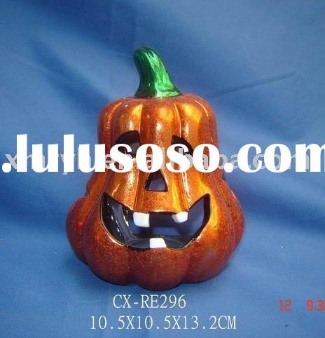 Halloween Ceramic Pumpkin( Halloween Decoration, Halloween Gifts, Halloween Pumpkin)