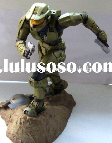 Halo 3 action figures