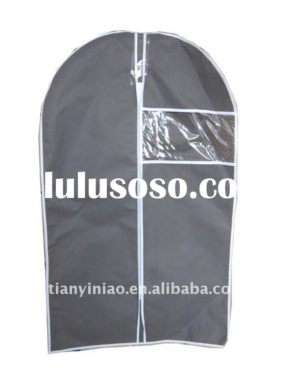 Hanging Nonwoven Closet Suit Bag/Cover