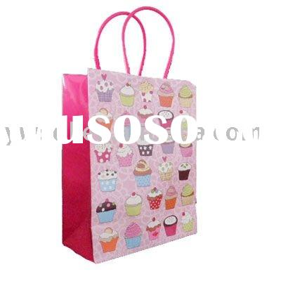 Happy Birthday drawstring promotional bags