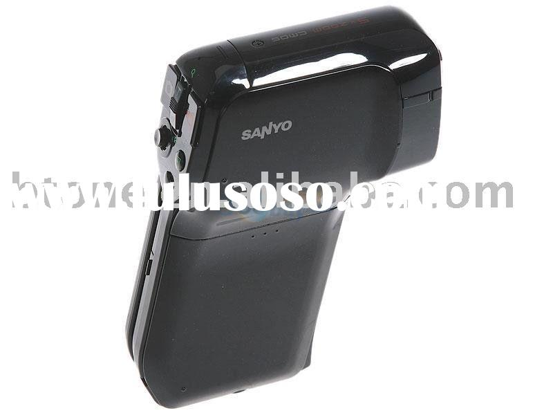 High-Definition digital video camera Sanyo VPC-CG10