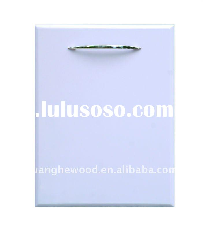 High Glossy Pvc Kitchen Cabinet Door