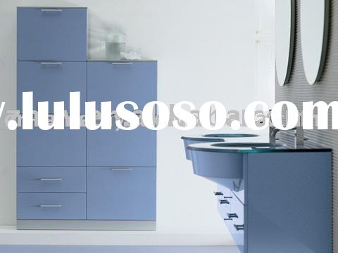 High Glossy UV board for bathroom cabinet( ideal material for counter table,kitchen door and bar tab