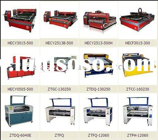 High Precision CNC YAG or CO2 Laser Cutting Machine For Sheet Metal And Non-metal